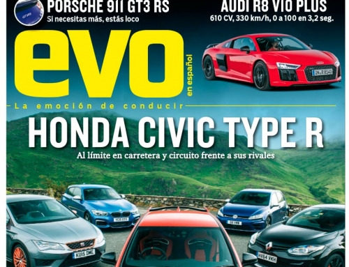 DTV SHEREDDER en revista especializada EVO